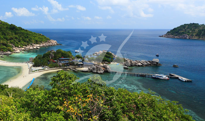 how to get from koh samui to koh tao