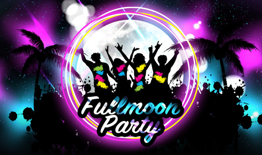 Full Moon Party - March 2019